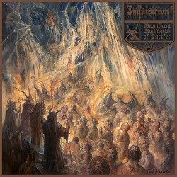 Inquisition - Magnificent Glorification of Lucifer - CD DIGIPAK