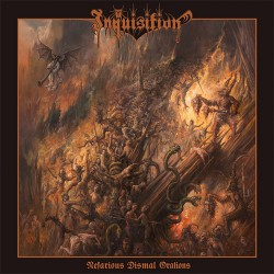 Inquisition - Nefarious Dismal Orations - CD DIGIPAK