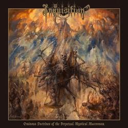 Inquisition - Ominous Doctrines of the Perpetual Mystical Macrocosm - CD DIGIPAK