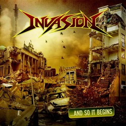 Invasion - ...And so it Begins - CD