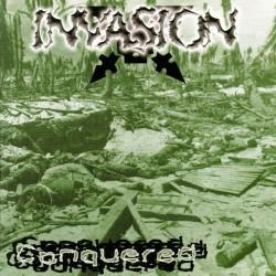Invasion - Conquered - CD