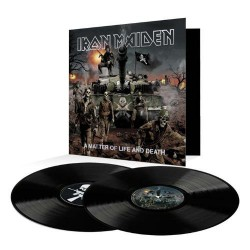Iron Maiden - A Matter Of Life And Death - DOUBLE LP Gatefold