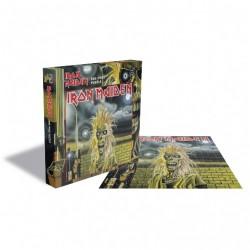 Iron Maiden - Iron Maiden - Puzzle