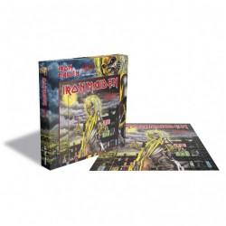 Iron Maiden - Killers - Puzzle