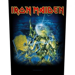 Iron Maiden - Live After Death - BACKPATCH