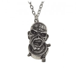 Iron Maiden - Piece Of Mind - PENDANT