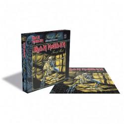 Iron Maiden - Piece Of Mind - Puzzle