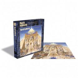 Iron Maiden - Powerslave - Puzzle