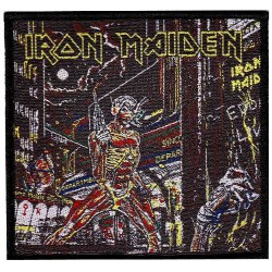 Iron Maiden - Somewhere In Time - Patch
