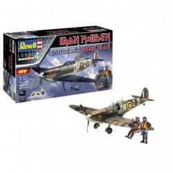 Iron Maiden - Spitfire MKII - Aces High - MODEL KIT