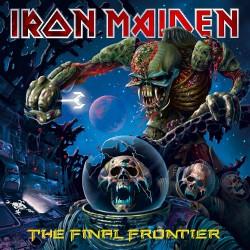 Iron Maiden - The Final Frontier - CD DIGIPAK