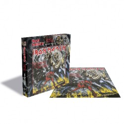 Iron Maiden - The Number Of The Beast - Puzzle