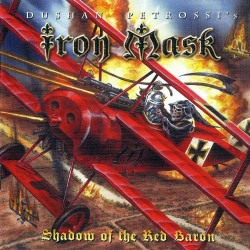 Iron Mask - Shadow Of The Red Baron - CD