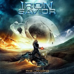 Iron Savior - The Landing LTD Edition - CD DIGIPAK