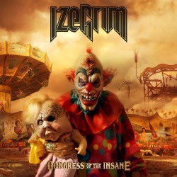 Izegrim - Congress of the Insane - LP Gatefold