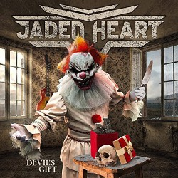 Jaded Heart - Devil's Gift - CD DIGIPAK