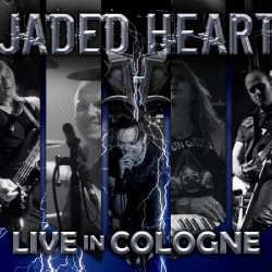 Jaded Heart - Live In Cologne - CD + DVD Digipak