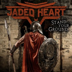 Jaded Heart - Stand Your Ground - CD + T-shirt bundle (Homme)