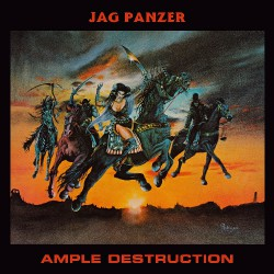 Jag Panzer - Ample Destruction - CD SLIPCASE