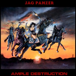 Jag Panzer - Ample Destruction - LP