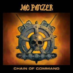 Jag Panzer - Chain of Command - LP COLOURED