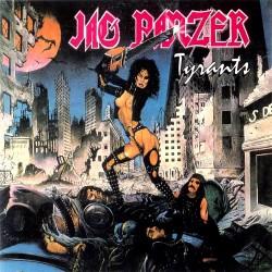 Jag Panzer - Tyrants - CD