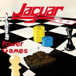 Jaguar - Power Games - LP Gatefold