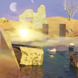 James Krivchenia - A New Found Relaxation - LP