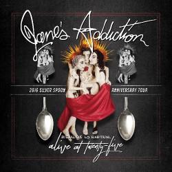 Jane's Addiction - Alive At Twenty-Five - DOUBLE LP COLOURED