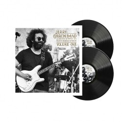 Jerry Garcia Band - La Paloma Theater Vol. 1 - DOUBLE LP Gatefold