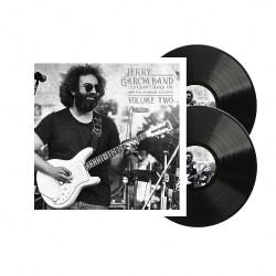 Jerry Garcia Band - La Paloma Theater Vol. 2 - DOUBLE LP Gatefold