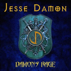 Jesse Damon - Damon's Rage - CD