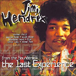 Jimi Hendrix - The Last Experience - CD