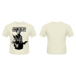 Jimmy Cliff - Guns - T-shirt (Men)