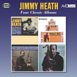 Jimmy Heath - Four Classic Album - DOUBLE CD