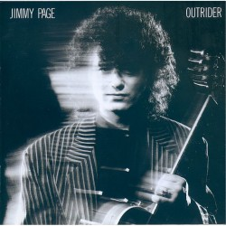 Jimmy Page - Outrider - CD