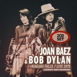 Joan Baez & Bob Dylan - Niagara Falls / Live 1975 - DOUBLE CD