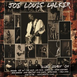 Joe Louis Walker - Blues Comin' On - LP COLOURED