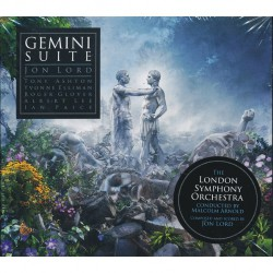 Jon Lord - Gemini Suite - CD DIGISLEEVE