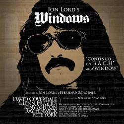Jon Lord - Windows - CD DIGISLEEVE