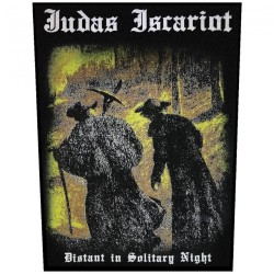 Judas Iscariot - Distant In Solitary Night - BACKPATCH