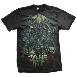 Jungle Rot - Kill on Command - T-shirt (Homme)