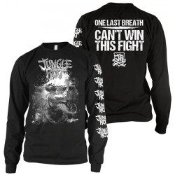 Jungle Rot - Last Breath - LONG SLEEVE (Homme)