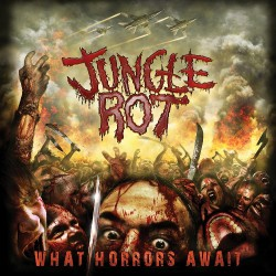 Jungle Rot - What Horrors Await - CD