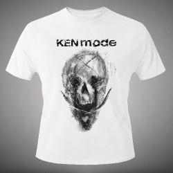 KEN mode - Skull - T-shirt (Homme)