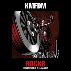 KMFDM - Rocks: Milestones Reloaded - CD + DVD digibook