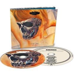 Kadavar - Rough Times + Live In Copenhagen - 2CD DIGIPAK