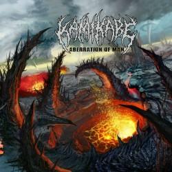 Kamikabe - Aberration of Man - CD