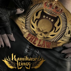 Kamikaze Kings - The Law - CD