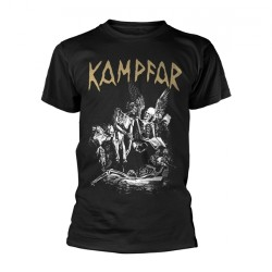 Kampfar - Death - T-shirt (Homme)